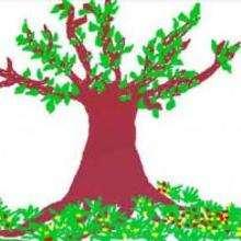 un árbol - Dibujar Dibujos - Dibujos para COPIAR - Otros