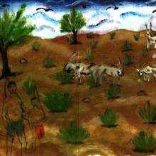 Benin - Dibujar Dibujos - Imagenes para niños - Imagenes del MUNDO - En África
