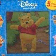 Winnie the Pooh : Mi primer libropuzle - Lecturas Infantiles - Libros INFANTILES Y JUVENILES - Libros INFANTILES - de 0 a 5 años