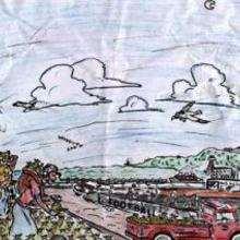 Ilustración : Trabajo en Camerún