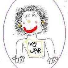 Elena - Dibujar Dibujos - Dibujos de NIÑOS - Dibujo de los niños POR LA PAZ