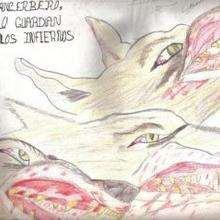 Cancerbero - Dibujar Dibujos - Imagenes para niños - Imagenes ANIMALES