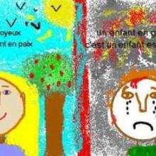 Fanny - Dibujar Dibujos - Dibujos de NIÑOS - Dibujo de los niños POR LA PAZ