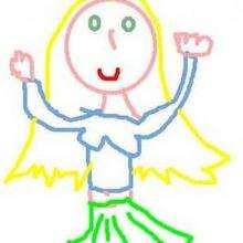 Manon - Dibujar Dibujos - Dibujos de NIÑOS - Dibujo de los niños POR LA PAZ