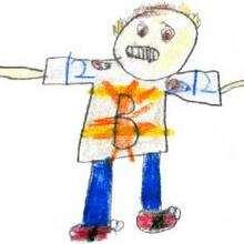 Teri - Dibujar Dibujos - Dibujos de NIÑOS - Dibujo de los niños POR LA PAZ