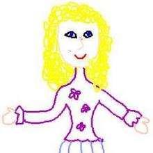 Matilda - Dibujar Dibujos - Dibujos de NIÑOS - Dibujo de los niños POR LA PAZ