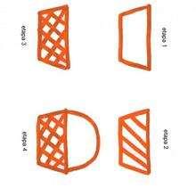 CESTA - Dibujar Dibujos - Aprender cómo dibujar paso a paso - Plantillas para dibujar - Modelos de OBJETOS para dibujar