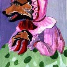 El lobo abuela