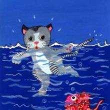 Gatito - Dibujar Dibujos - Imagenes para niños - Imagenes ANIMALES