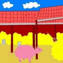 El márrano - Dibujar Dibujos - Dibujos de NIÑOS - Dibujos de ANIMALES