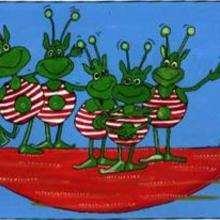 Ilustración : ET verdes