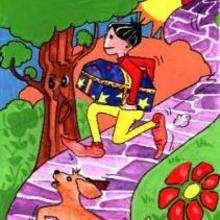 Ladrón - Dibujar Dibujos - IMAGENES infantiles - Imagenes infantiles para ver e imprimir - Otros