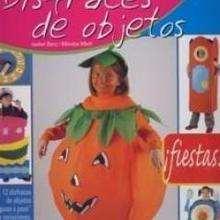 Disfraces de objetos - Lecturas Infantiles - Libros INFANTILES Y JUVENILES - Libros INFANTILES - Juegos y entretenimiento - Libros DISFRACES CARNAVAL