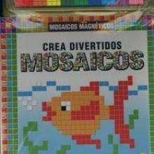 Crea divertidos mosaicos - Lecturas Infantiles - Libros INFANTILES Y JUVENILES - Libros INFANTILES - Juegos y entretenimiento