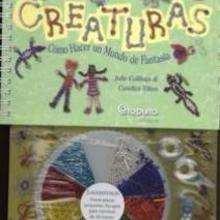 Creaturas - Lecturas Infantiles - Libros INFANTILES Y JUVENILES - Libros INFANTILES - Juegos y entretenimiento