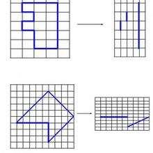 Juego de geometria REVERSO - Juegos divertidos - Juegos para IMPRIMIR - Juegos de OBSERVACION - Juegos de GEOMETRIA