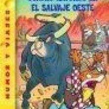 Cuatro ratones en el salvaje oeste - Lecturas Infantiles - Libros INFANTILES Y JUVENILES - Libros JUVENILES - Literatura juvenil