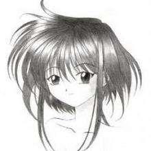 Aprender a dibujar : Dibujar una chica Manga