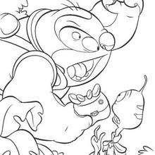 Dibujo para colorear : Jumba y Pleakey