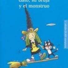 Libro : El gato, su bruja y el monstruo