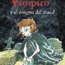 Libro : El pequeño vampiro y el enigma del ataúd