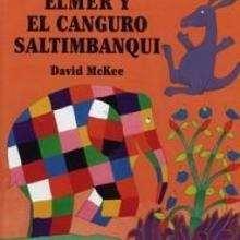 Libro : Elmer y el Canguro Saltimbanqui