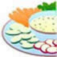 Cocinar con niños : Ensalada de cangrejo
