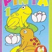 Pinta 1 - Lecturas Infantiles - Libros INFANTILES Y JUVENILES - Libros INFANTILES - Juegos y entretenimiento