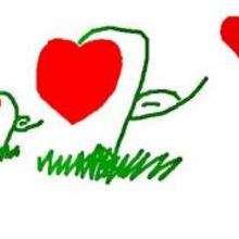 Flores de amor - Dibujar Dibujos - Dibujos para COPIAR - Otros