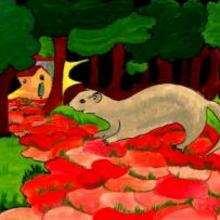 Hurón - Dibujar Dibujos - Imagenes para niños - Imagenes ANIMALES