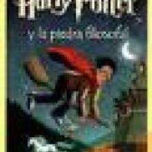 Libro : Harry Potter y la piedra filosofal