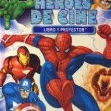 Heroes del cine - Lecturas Infantiles - Libros INFANTILES Y JUVENILES - Libros INFANTILES - Juegos y entretenimiento