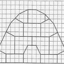 Juego de geometria IGLU - Juegos divertidos - Juegos para IMPRIMIR - Juegos de OBSERVACION - Juegos de GEOMETRIA