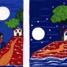 Isla - Dibujar Dibujos - Imagenes para niños - Imagenes PAISAJE
