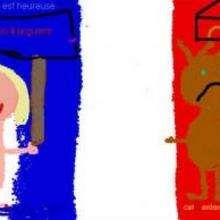 Marion - Dibujar Dibujos - Dibujos de NIÑOS - Dibujo de los niños POR LA PAZ