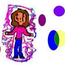 Lena - Dibujar Dibujos - Dibujos de NIÑOS - Dibujo de los niños POR LA PAZ