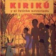 Libro : Kiriku y el fetiche extraviado