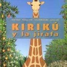 Libro : Kiriku y la jirafa