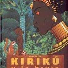Libro : Kiriku y la bruja