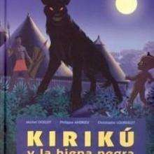 Libro : Kiriku y la hiena negra