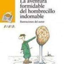 La aventura formidable del hombrecillo indomable - Lecturas Infantiles - Libros INFANTILES Y JUVENILES - Libros JUVENILES - Literatura juvenil