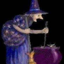 Cuento : La bruja cocinera