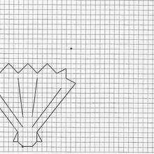 Juego infantil : Juego de geometria CONCHA