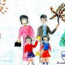 Fiesta del Têt en Vietnam - Dibujar Dibujos - Imagenes para niños - Imagenes del MUNDO - En Asia