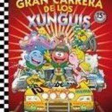 Libro : La gran carrera de los Xunguis