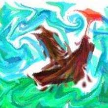 La tormenta - Dibujar Dibujos - Dibujos de NIÑOS - Dibujos de la NATURALEZA