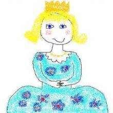 La reina - Dibujar Dibujos - Dibujos para COPIAR - Otros