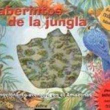 Laberintos de la Jungla - Lecturas Infantiles - Libros INFANTILES Y JUVENILES - Libros INFANTILES - Juegos y entretenimiento