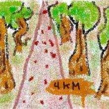 El bosque - Dibujar Dibujos - Dibujos para COPIAR - Otros