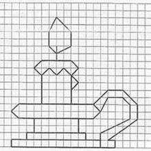 Juego de geometria VELA - Juegos divertidos - Juegos para IMPRIMIR - Juegos de OBSERVACION - Juegos de GEOMETRIA